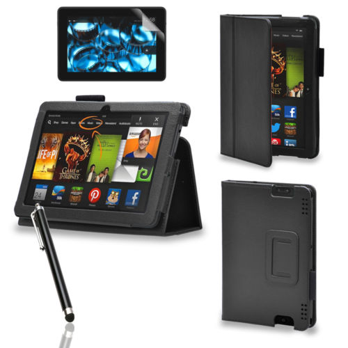 Kindle Fire HDX 7 Premium Case Cover